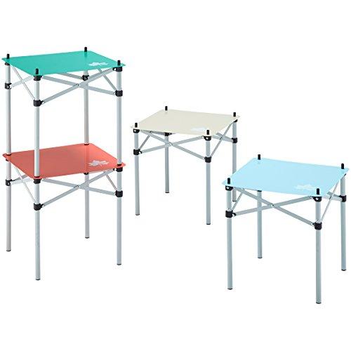 ロゴス テーブル システムキュービックラックテーブル4