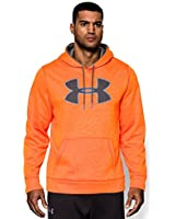 Under Armour Men's UA Storm Armour Fleece Big Logo Patterned Hoodie (Adult)