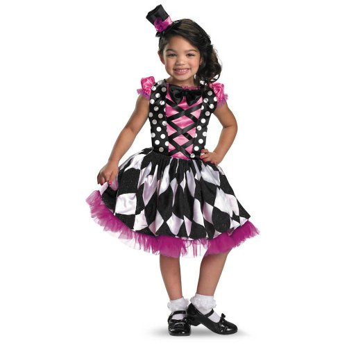 Harlequin Honey Costume (Toddler (3T-4T))