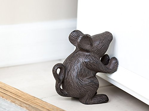 Cast Iron Mouse \ Rustic Door Stop