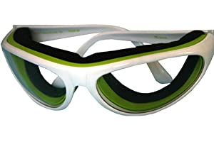 RSVP International Onion Goggles, White