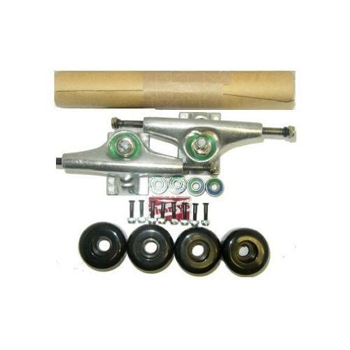 Scsk8 Skateboard Trucks, Wheels, Bearings, Grip, Package Zbbz(Com-9120) by SCSK8 (Cheap Skateboard Wheels compare prices)