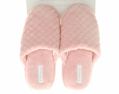 Image of Charter Club Closed Toe Open Back Slippers (B004WOHYRC)