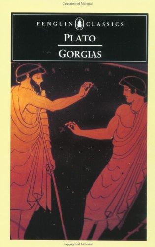 Gorgias (The Penguin Classics, L94), Plato