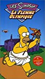 echange, troc Les Simpson : La Flemme olympique [VHS]