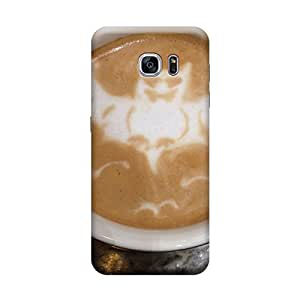 Ebby Premium Printed Mobile Back Case Cover With Full protection For Samsung S7 Edge (Designer Case)