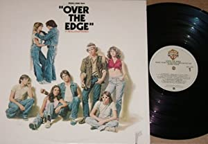 Over The Edge 1979 Original Soundtrack Vinyl Record LP