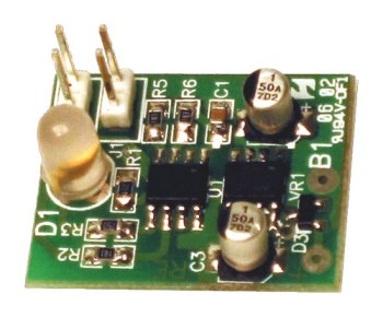 Ramsey SBRGB1 SMT Multi Color Microprocessor Blinky Kit