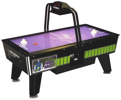 Great American Junior Power Air Hockey Table