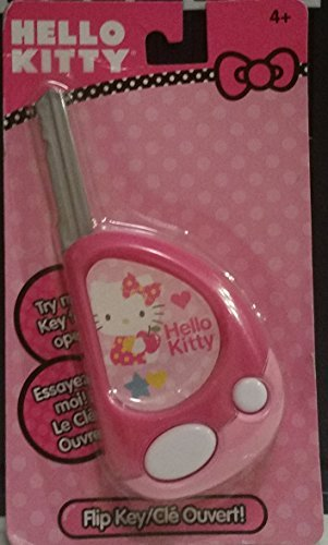 Hello Kitty Flip Key