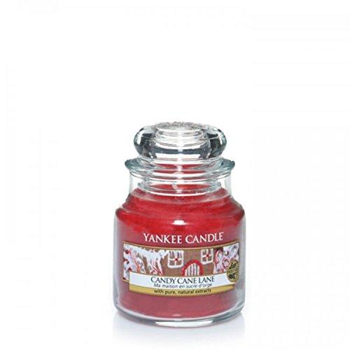Yankee Candle Candy Cane Lane Jarre petite 104 g
