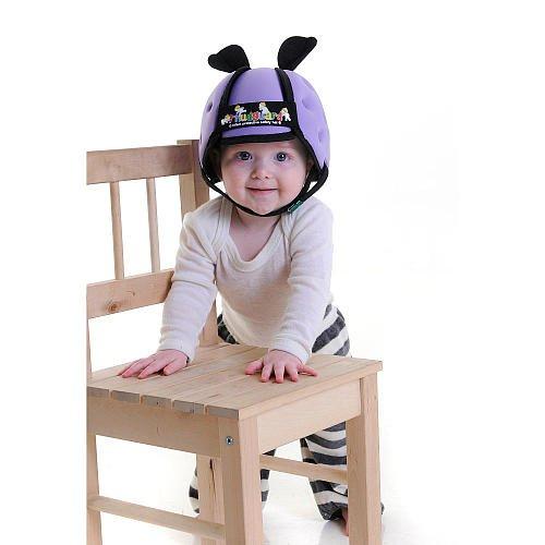 Jolly Jumper Bumper Bonnet Toddler Head Cushion For Baby