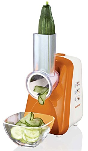 Golden Lutz SILVERCREST® Elektrische Gemüseraspel