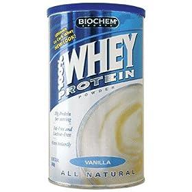 100% Whey Protein Isolate--Vanilla - 1.8 lb - Powder