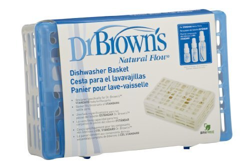 Dr. Brown'S Standard Dishwashing Basket, Polypropylene front-1018971