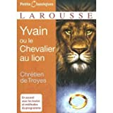 img - for Yvain ou Le chevalier au lion book / textbook / text book