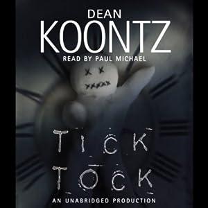 Tick Tock Audiobook