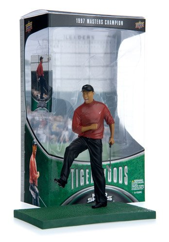 Tiger Woods Pro Shots Action Figure (1997 Masters Champion)