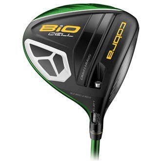 Cobra Bio Cell Driver- The Masters Limited Edition Green Reg