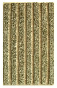 Perfect Home Seagrass Coir 18 in. x 30 in. Door Mat-DISCONTINUED