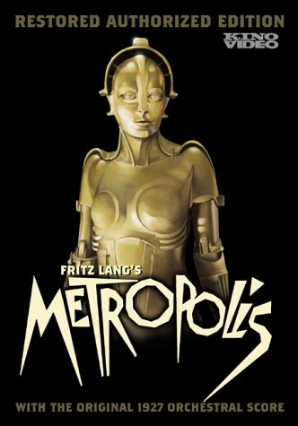 Metropolis [DVD] [2027] [Region 1] [US Import] [NTSC]