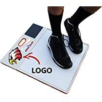 StepNGrip Gel Mat Traction with LOGO - Never Needs Replacement Sheets - with 4