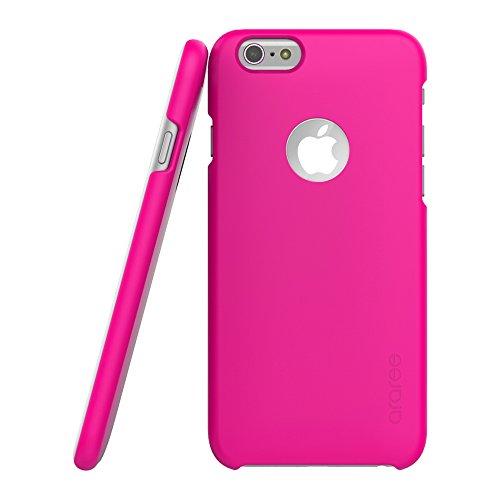 【日本正規代理店品】 Araree VIEWTY for iPhone6 (PINK) I6N06-14C384-04