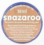 Snazaroo Professional Classic & Metallic Colour Face Paints 18ml (Barely Beige)