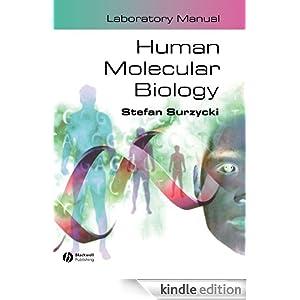 Human Molecular Biology Laboratory Manual Stefan Surzycki