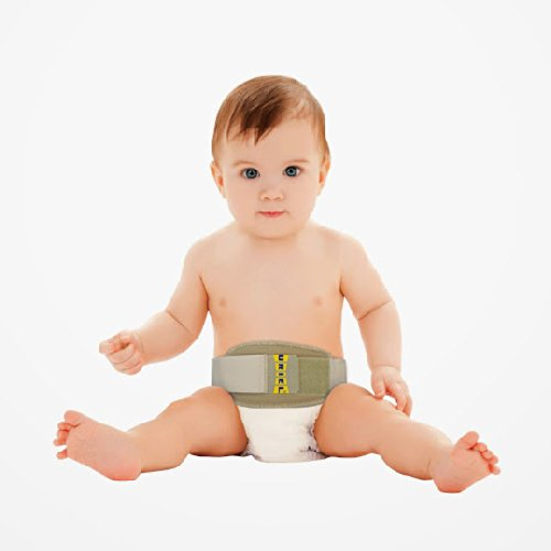 Meditex Infant and Child Umbilical Navel Hernia Truss Belt - Small (Hernia Belt Truss Umbilical Navel compare prices)