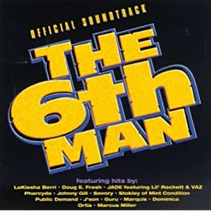 The 6th Man: Official Soundtrack