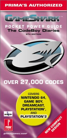 Image for Gameshark Pocket Power Guide : The Codeboy Diaries