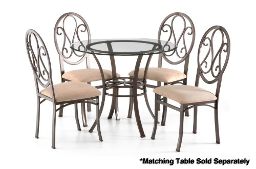 Buy Low Price Southern Enterprises Inc 5 Pcs Casual Dining Table And Chairs