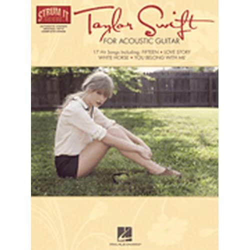 Hal Leonard Taylor Swift For Acoustic Guitar - Strum It Guitar Series reviews