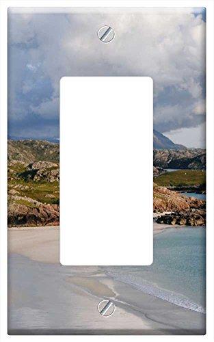 waplate-polin-beach-kinlochbervie-scotland-switch-plate-single-rocker-gfci