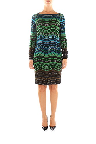 Abiti Missoni Donna Viscosa Multicolore HDA9A3T0MM2592715 Multicolor 44