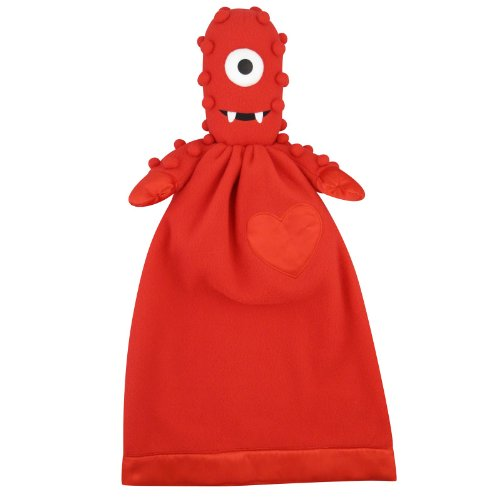 Yo Gabba Gabba Plush Muno Lovie Security Blanket - 1