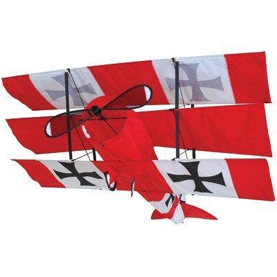 Red Baron Triplane Kite by Premier Kites
