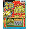 Jokes   Gags Fake Lottery Tickets 5 Pack
