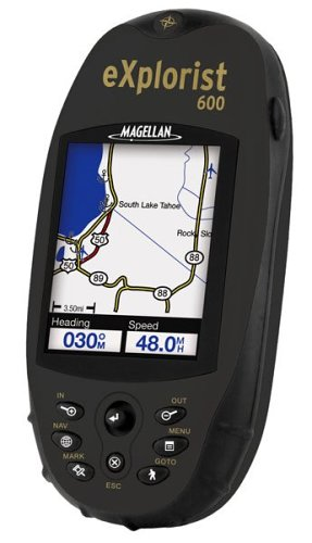 Magellan eXplorist 600 Water Resistant Hiking