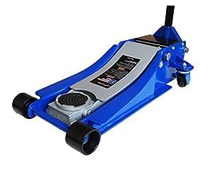 Liftmaster 70mm Ultra Low Profile 3 Ton Hydrualic Garage Trolley Jack