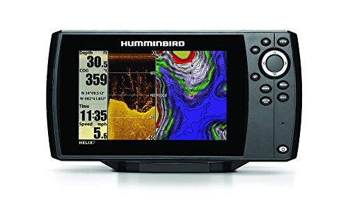Humminbird 409830-1 Helix 7 DI GPS/Fishfinder with Down Imaging Sonar primary