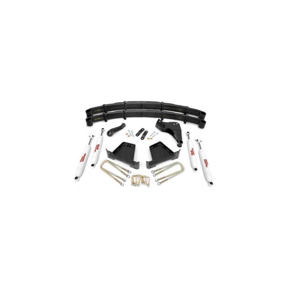 Rough Country   481.20   5 inch Suspension Lift Kit w/ Premium N2.0 Shocks