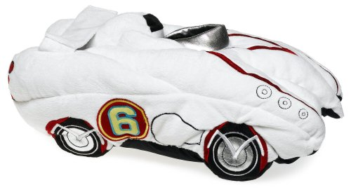 Speed Racer Lighted MACH6 Shape Pillow - 1