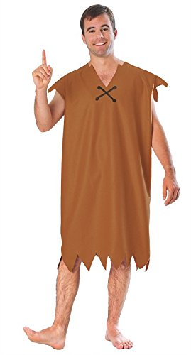 The Flintstones Barney Rubble Fancy Dress Costume