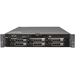 Dell PowerEdge R710 - 2x Intel Xeon 2.27GHz (Eight Total Cores), 48GB DDR3, 146GB 15,000 RPM HDD, Microsoft Windows Server 2012 R2 Standard (Prepared by ReCircuit)