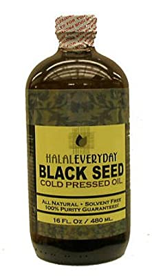 Pure Black Seed Oil - 16 Oz
