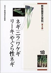 野菜園芸大百科〈18〉ネギ・ニラ・ワケギ・リーキ・やぐら性ネギ