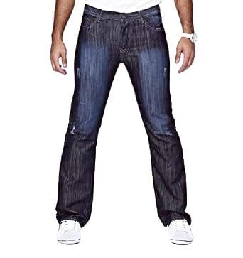 Mfaz - Jeans - Couleur : Bleu - Taille : 28