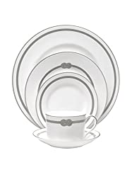 Wedgwood Vera Infinity 5 Piece Place Setting, Multicolor